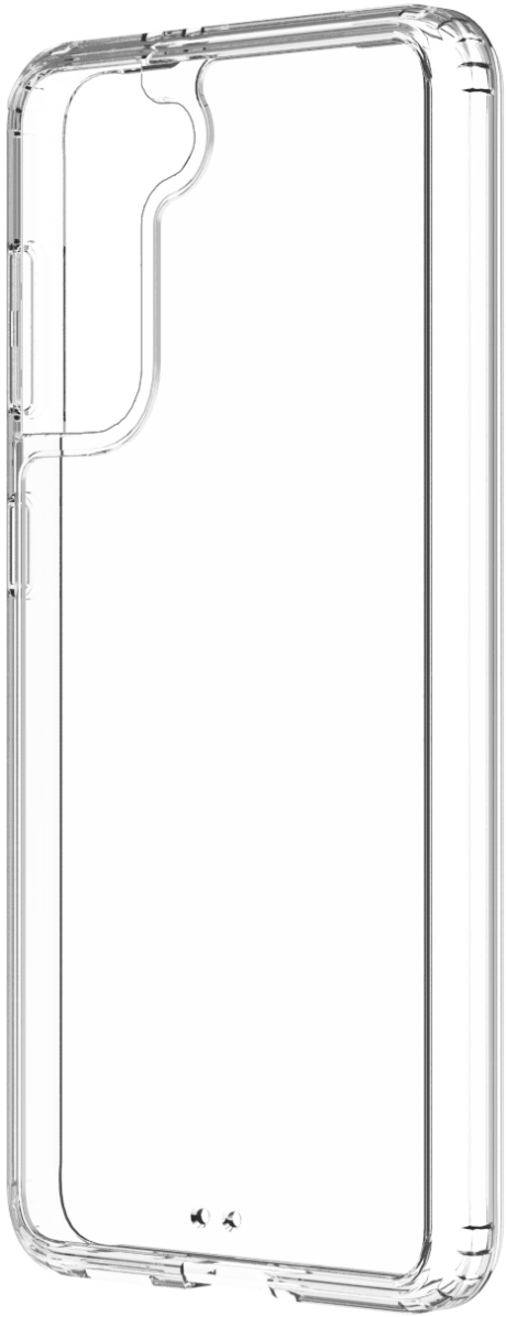 Coque Hybrid QDOS Samsung Galaxy S21+ transparente