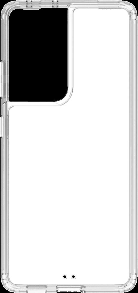 Coque Hybrid QDOS Samsung Galaxy S21 ultra transparente