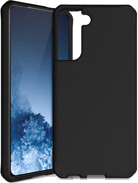 Coque renforcée Feroniabio Samsung Galaxy S21 5G noir