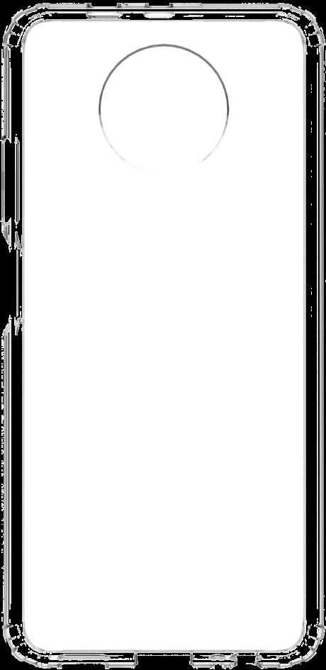 Coque Hybrid QDOS Xiaomi Redmi Note 9T 5G transparente