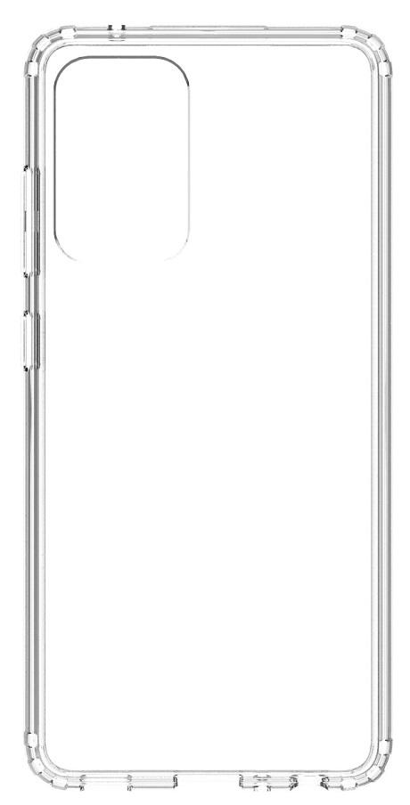 Coque Hybrid QDOS Samsung Galaxy  A52 5G transparente
