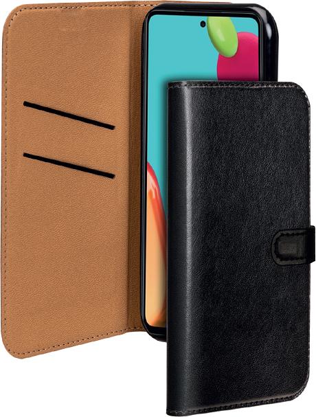 Etui folio Wallet Galaxy A52 5G noir