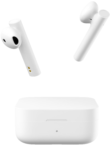 Ecouteurs Xiaomi Mi True Wireless Earphones 2 Basic blanc