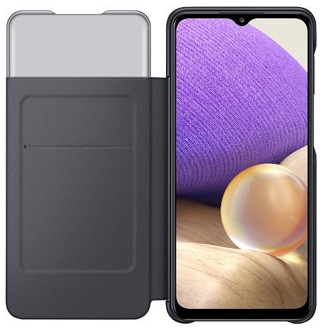 Etui Led View Galaxy A32 5G noir