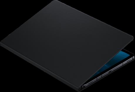 Book cover Samsung Galaxy Tab S7 noir