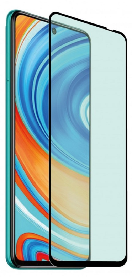 Film Tiger Glass+ Xiaomi Redmi Note 10 5G transparente