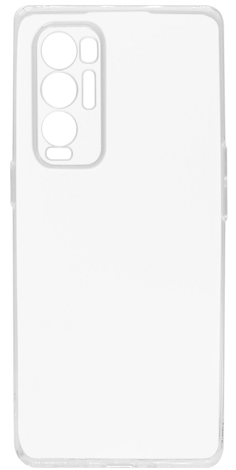 Coque Recycle Tek Oppo Find X3 Neo transparente