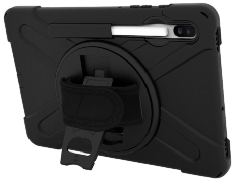 Coque renforcée ALLincase Galaxy Tab Active Pro EE noir