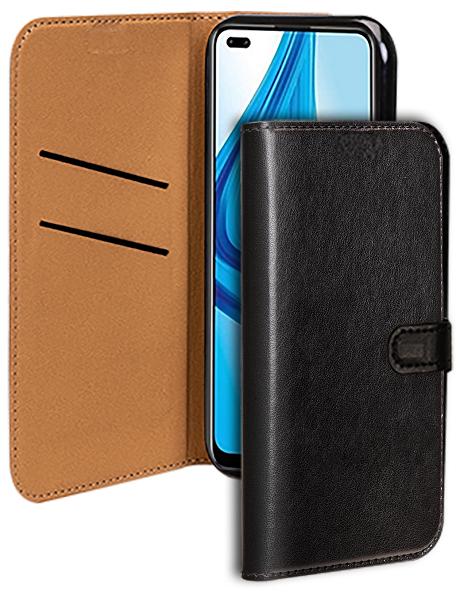 Etui folio Wallet Oppo A94 5G noir