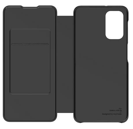 Etui folio Samsung Galaxy A32 5G noir