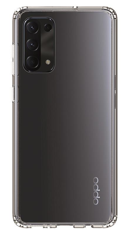 Coque Hybrid QDOS Oppo A54 5G transparente