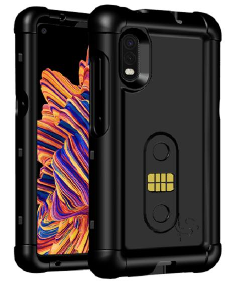 POGO case Galaxy Xcover 5 EE 4G noir