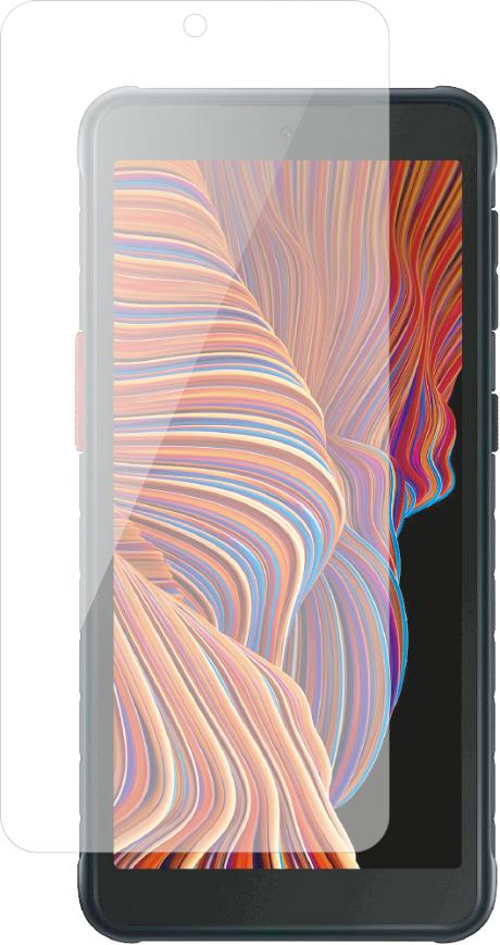 Film Verre trempé Samsung Xcover 5 EE 4G transparente