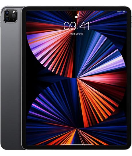 Apple iPad Pro 12.9 2021 WiFi gris sidéral 128Go