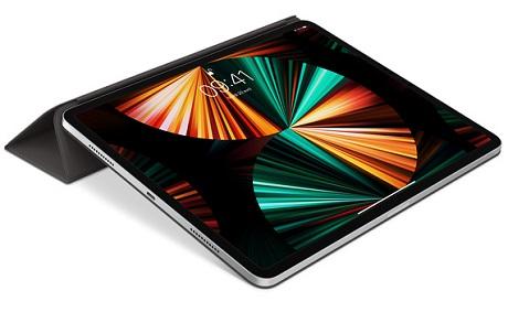 Smart Folio iPad Pro 12.9 pouces noir