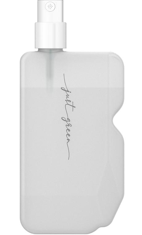Spray nettoyant et desinfectant Just Green 15ml transparente
