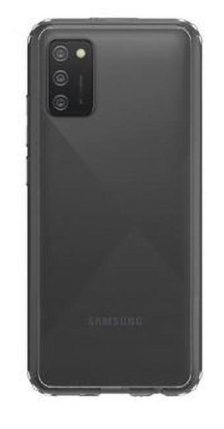 Coque Hybrid QDOS Samsung Galaxy A22 5G transparente
