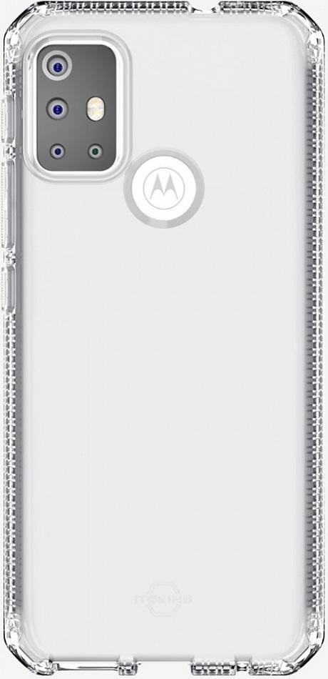 Coque renforcée Spectrum Clear Motorola G50 5G transparente