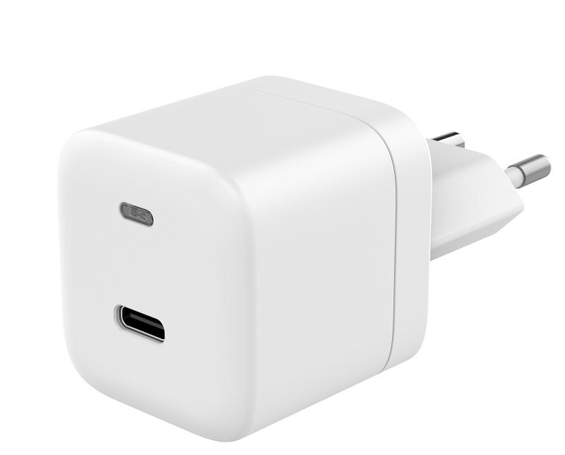 Tête de charge rapide USB-C 30W blanc