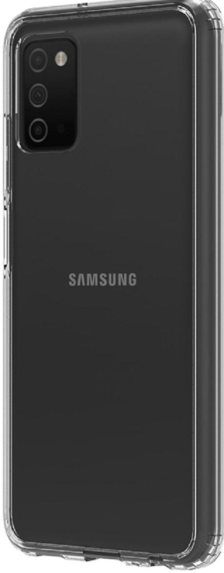 Coque Hybrid QDOS Samsung Galaxy A03s transparente