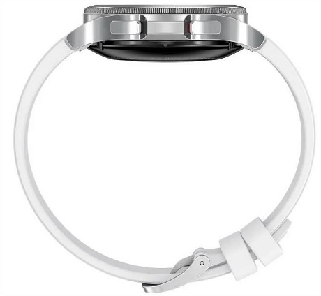 Samsung Galaxy Watch 4 Classic 42mm Argent 4G