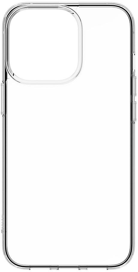 Coque Hybrid QDOS iPhone 13 Pro transparente