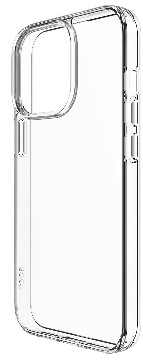 Coque Hybrid QDOS iPhone 13 Pro Max transparente