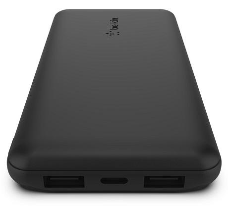 Batterie Externe Belkin 10 000 mAh noir