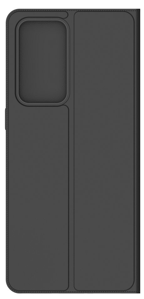 Etui folio Flip cover Oppo Reno6 Pro 5G noir