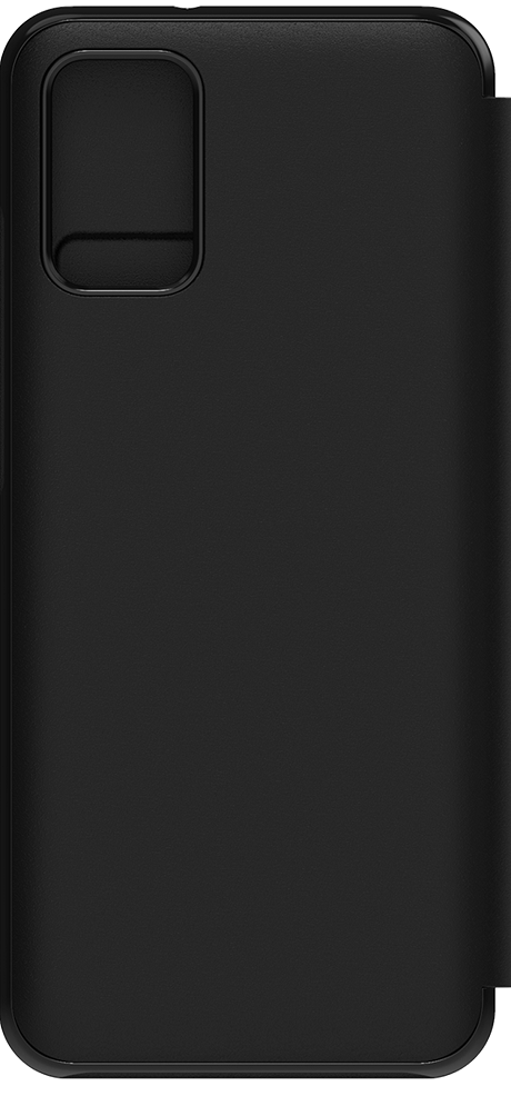 Etui folio Galaxy A03s noir