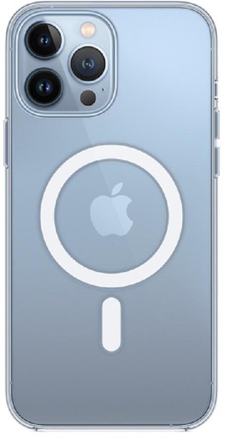 Coque avec MagSafe Apple iPhone 13 Pro Max transparente