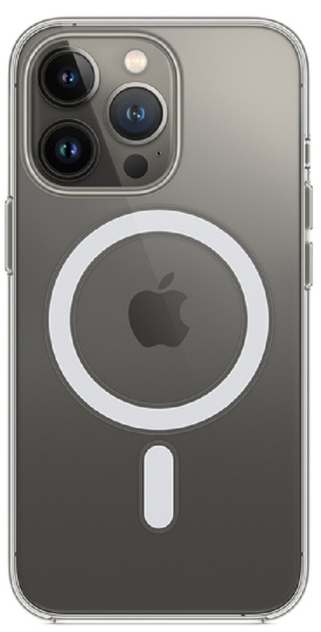 Coque avec MagSafe Apple iPhone 13 Pro transparente