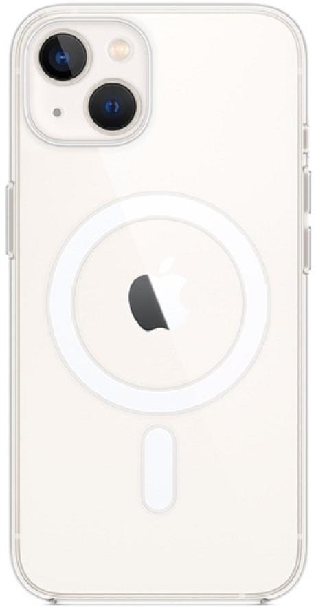 Coque avec MagSafe Apple Iphone 13 transparente