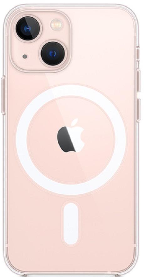 Coque avec MagSafe Apple iPhone 13 mini transparente