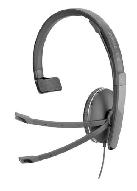 Casque filaire mono Sennheiser Adapt 135 jack 3,5mm noir