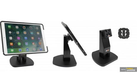 Support stand Brodit pour coque universel noir