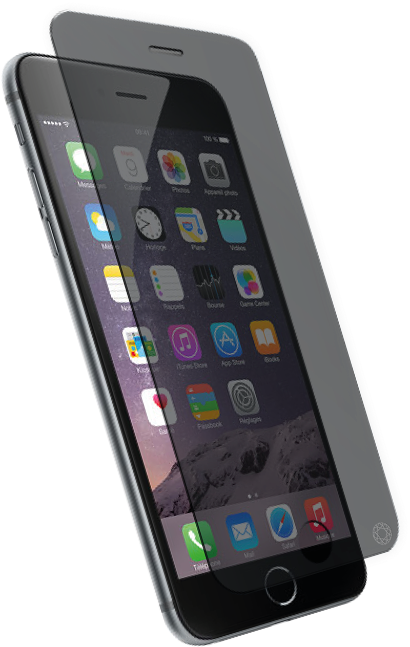 Film Force Glass EVO privacy iPhone 8 / 7