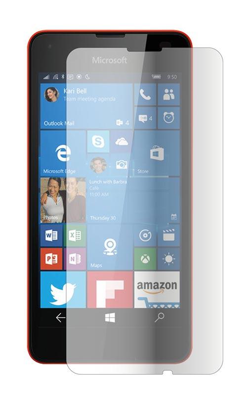 Film verre trempé Lumia 550