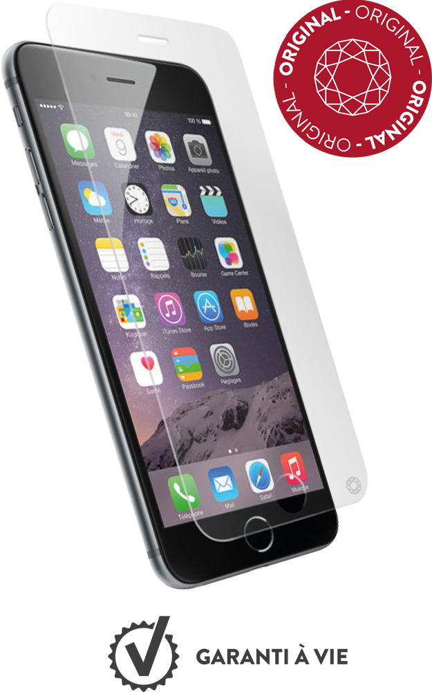 Film Force Glass Evo original iPhone 8 Plus/7 Plus