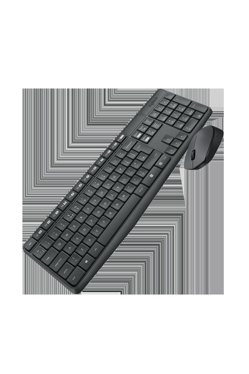 Pack Samsung DeX + clavier et souris Logitech BT MK235