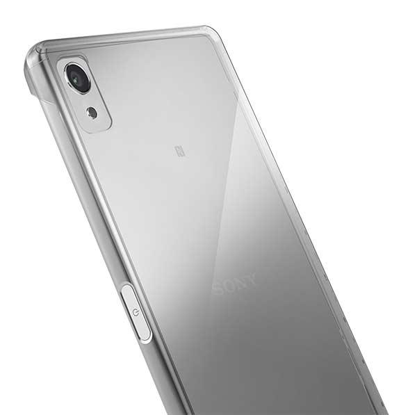 Coque Xperia X Compact transparente