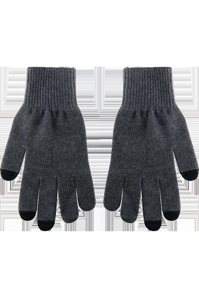 Gants tactiles Muvit gris