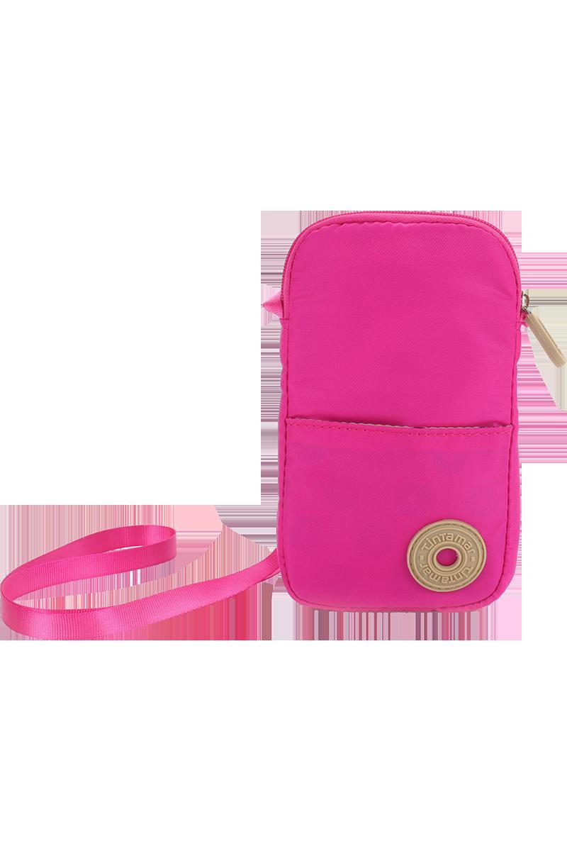 Pochette Tintamar rose pour Smartphone