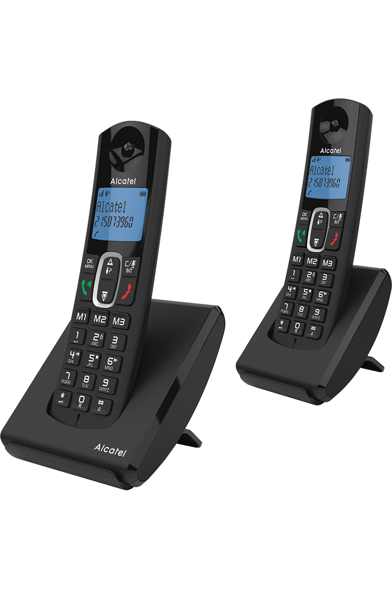 Téléphone fixe Alcatel F680 duo