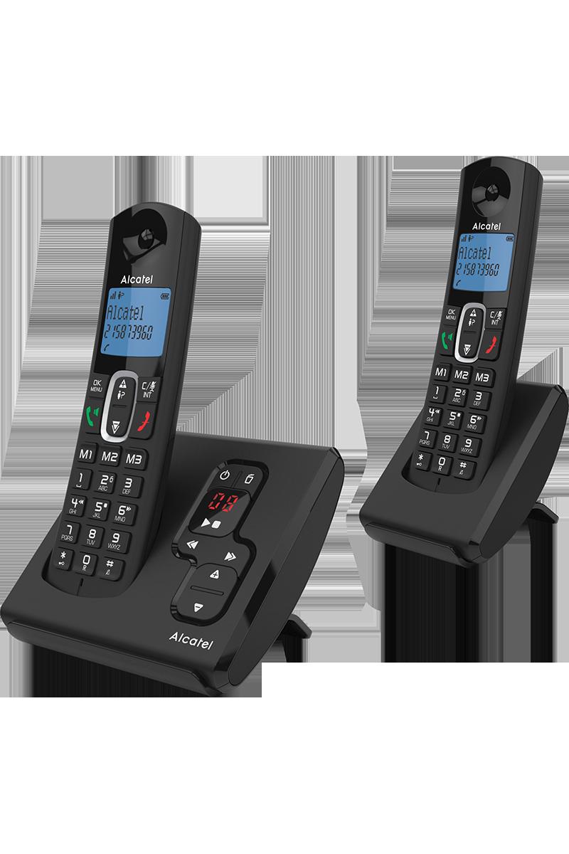 Téléphone fixe Alcatel F680 V DUO