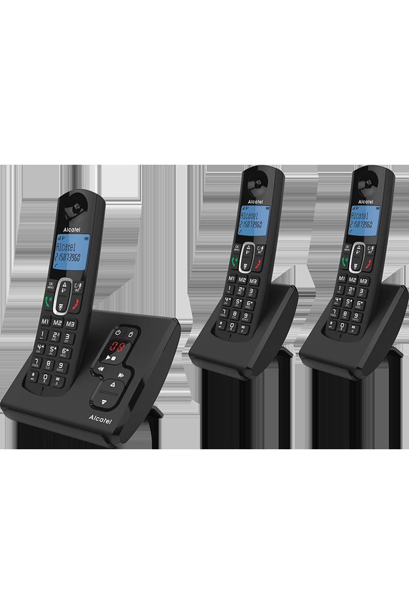 Téléphone fixe Alcatel F680 V trio