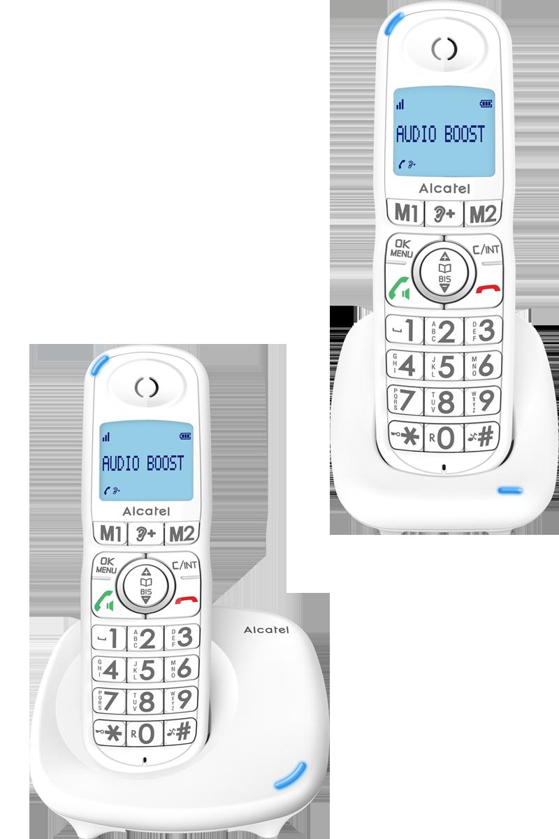Téléphone fixe ALCATEL XL575 duo