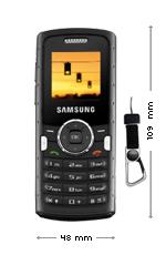 Samsung Solid M110