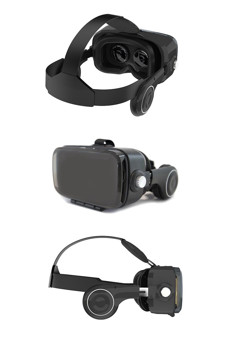 Casque de réalité virtuelle by Orange