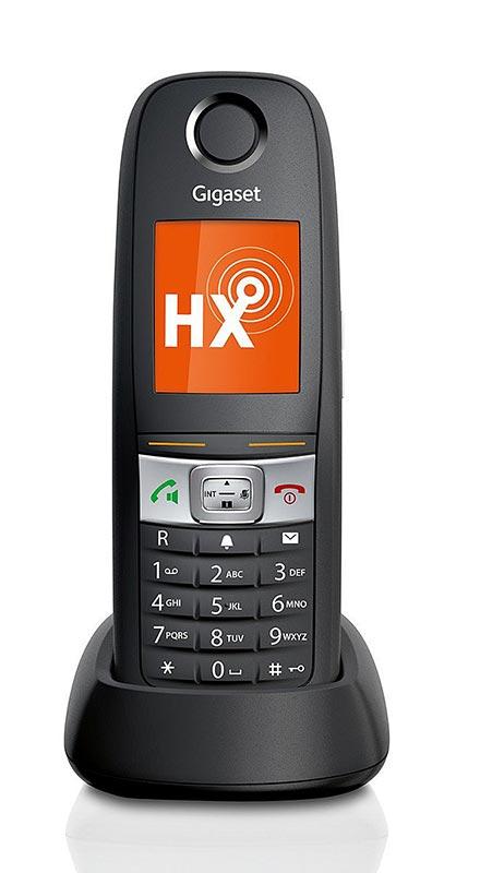 Téléphone fixe Gigaset E630HX le combiné supplémentaire du Gigaset E630